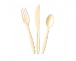 Champagne Cutlery